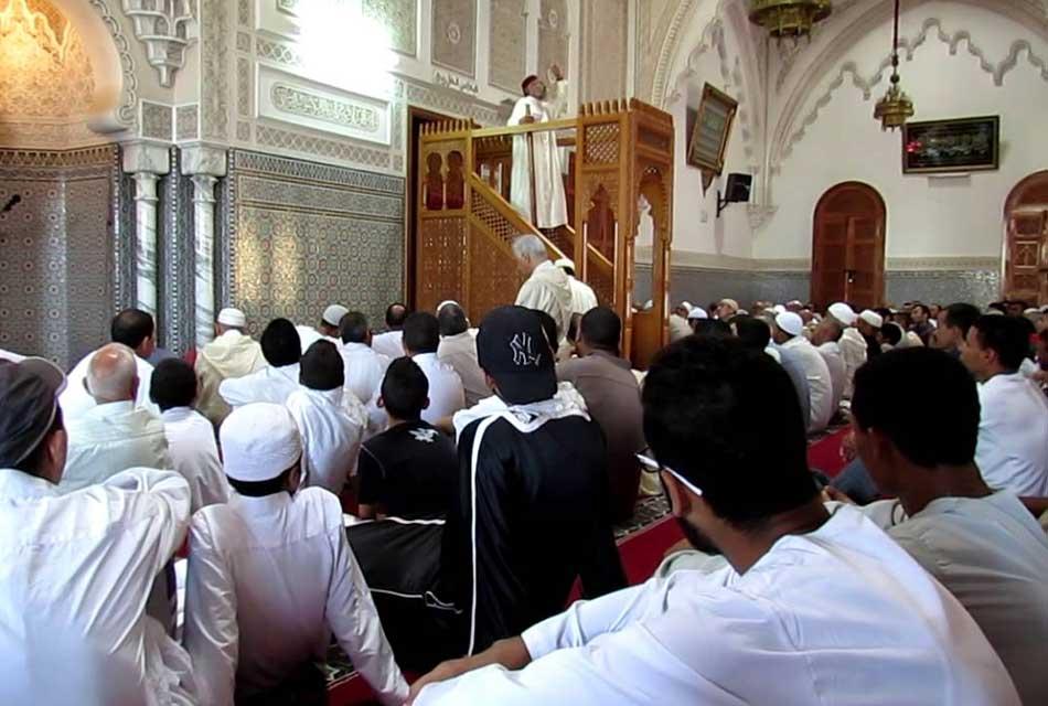 Aljumu ah prayer