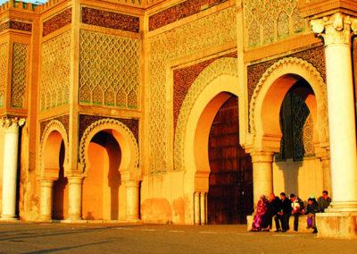 Bab-Mansour-meknes