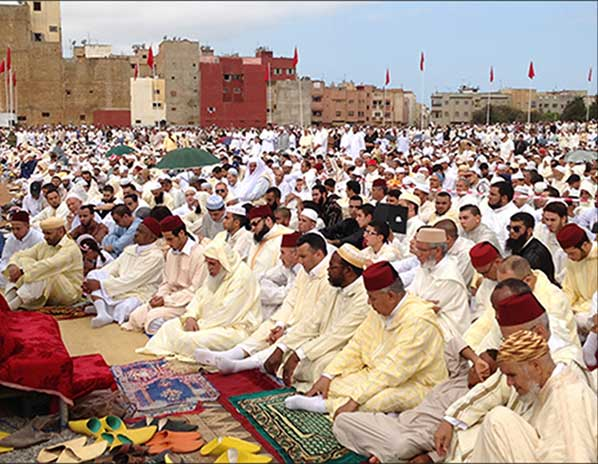 Eid-Al-Fitr-Prayers