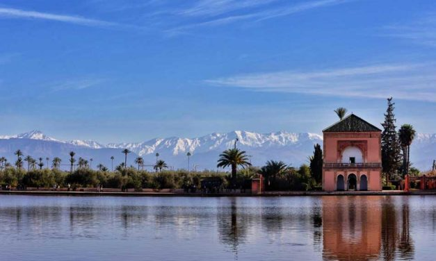 Marrakech ….The secret of abundant beauty!