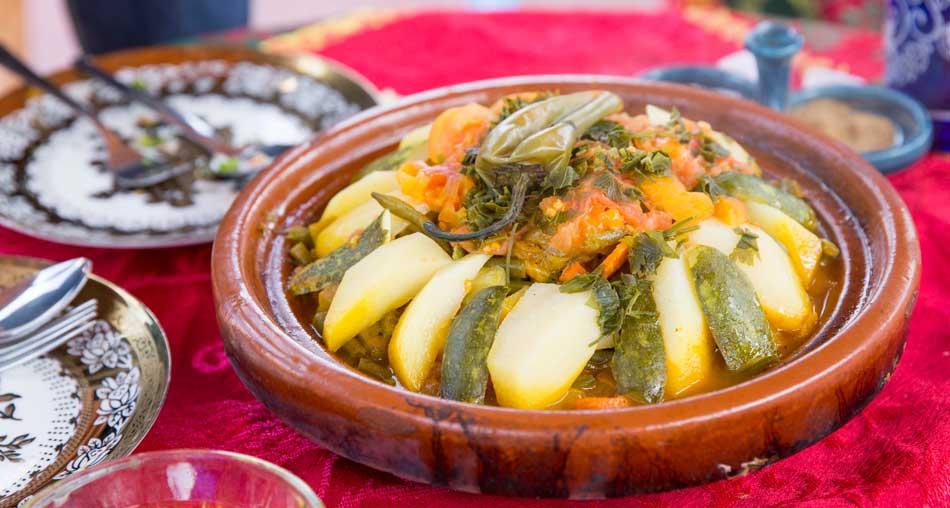 Moroccan-Tajine