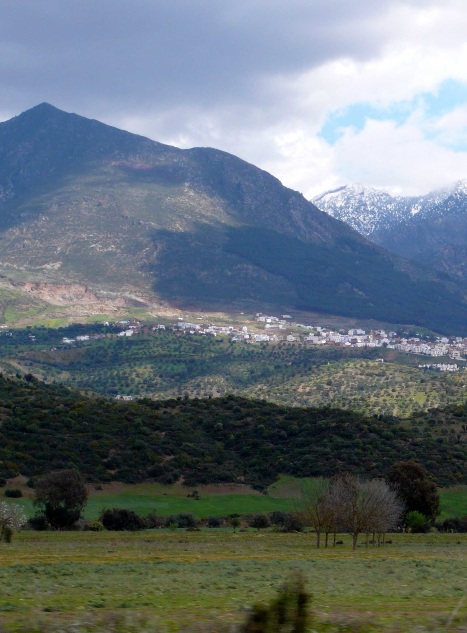 Moroccan Rif