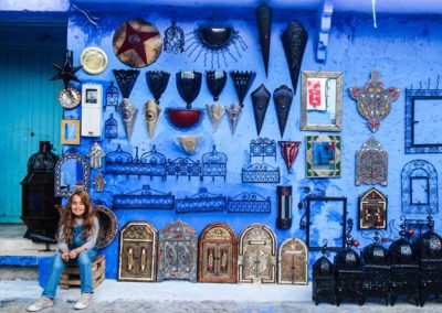 chefchaouen-Morocco-city