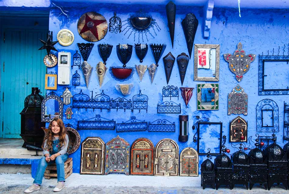 chefchaouen Morocco City