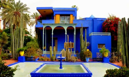 Majorelle Gardens: the blue-yellow pearl of marrakech