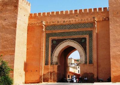 Meknes---Bab-Berdaine-Outside