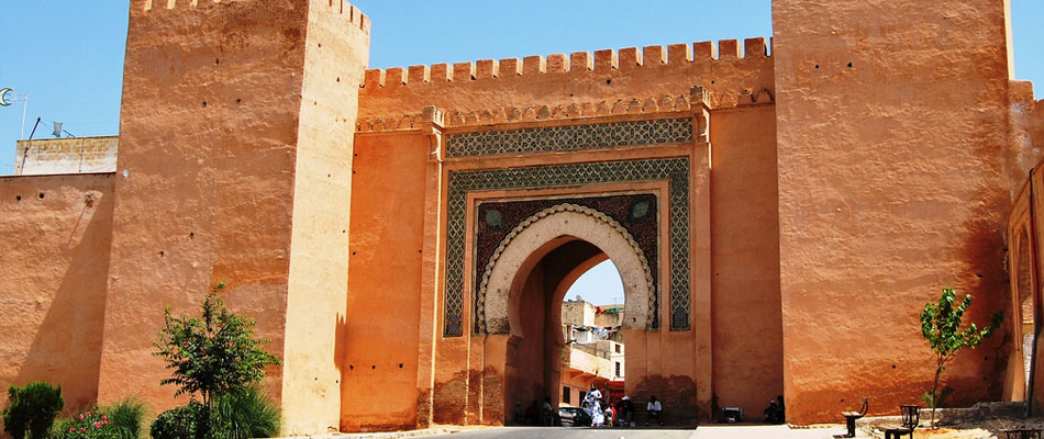 Meknes Bab Berdaine