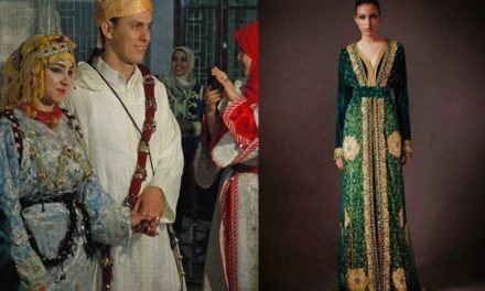 Moroccan traditional clothes culture
