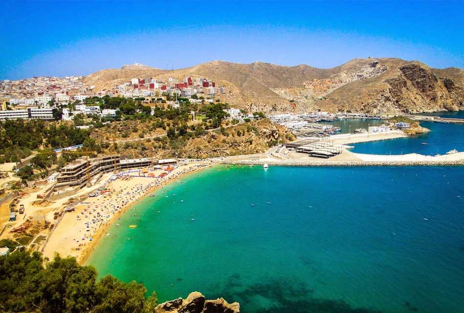 al hoceima beach