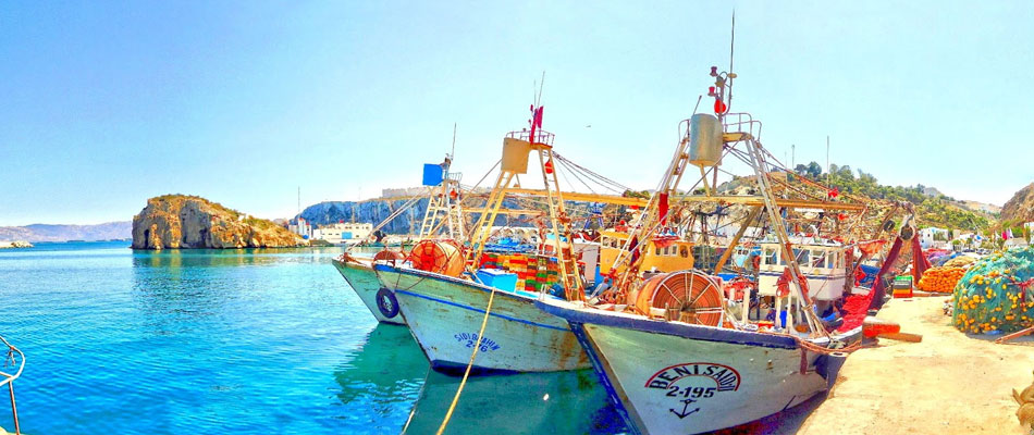 port of Hoceima