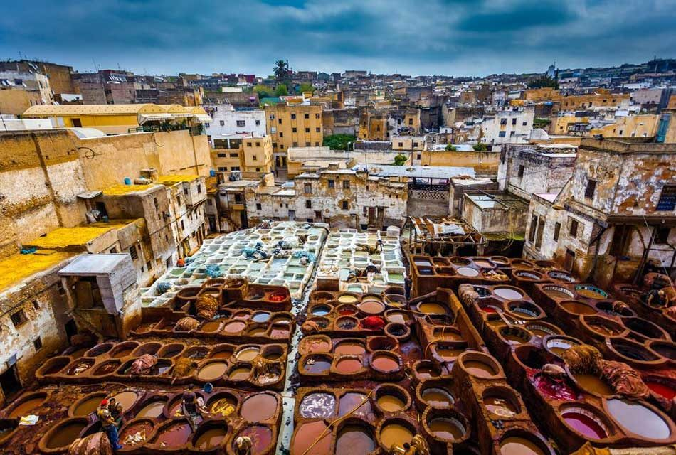 Fes City the cultural capital of morocco