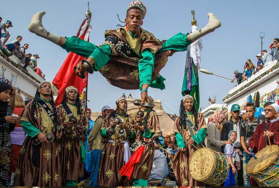 Gnawa Dance