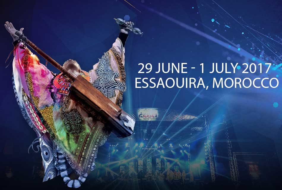 Gnaoua World Music Festival 2017