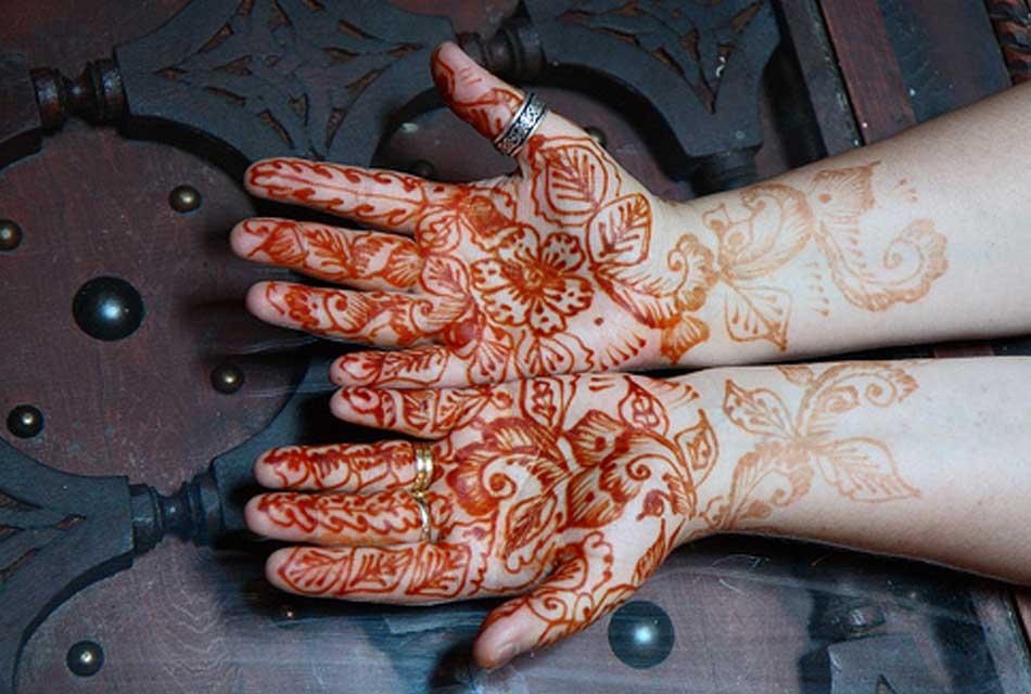 Moroccan-Henna