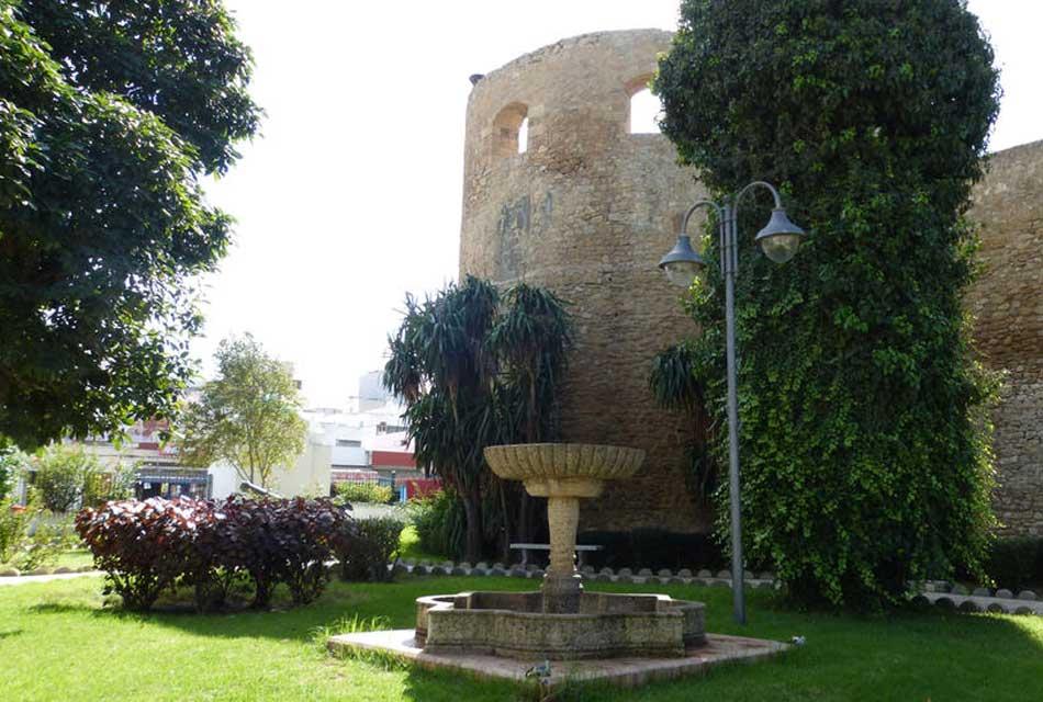 Tchicaya U Tam'si Garden, Asilah