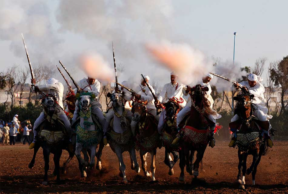 The Tissa Horse Festival