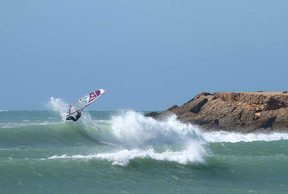 Windsurfing Dakhla Morocco