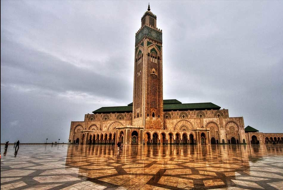 Casablanca: Attractive places in the biggest city of morocco.