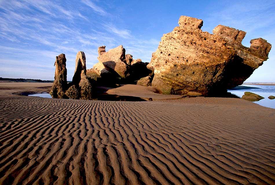 essaouira castles in the sand