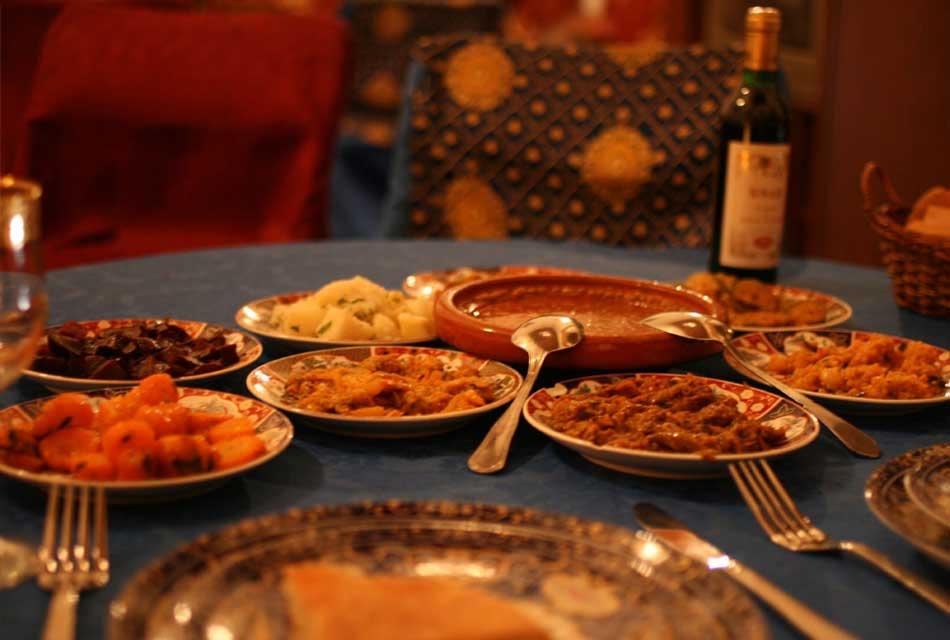 moroccan restaurant