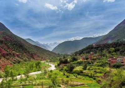 Ourika Valley and Atlas Mountains Morocco Trip