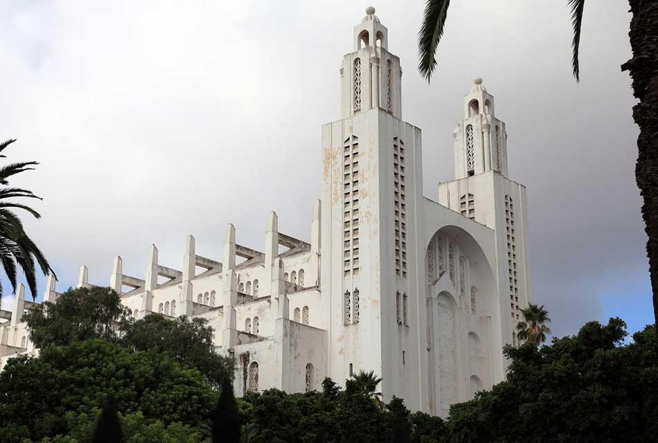 Casablanca Cathedrale