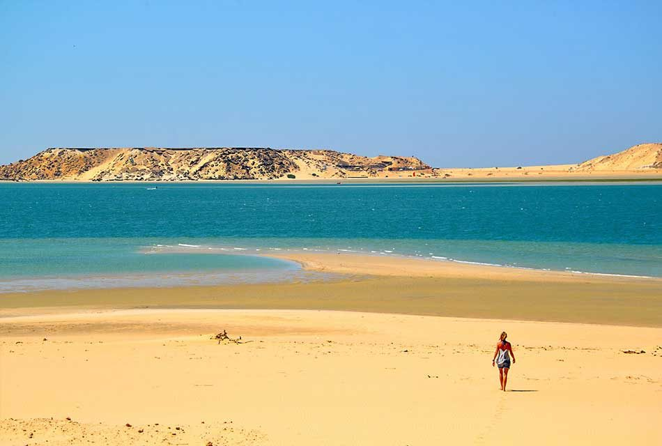 Dakhla Morocco: where the dunes meet the sea!