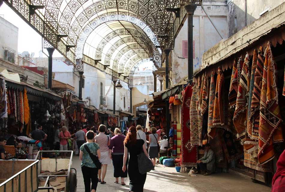 Medina of Rabat Souk