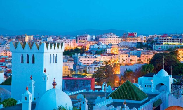 4 days Morocco tours From TANGER to MARRAKECH via FES,MERZOUGA and DADES VALLEY