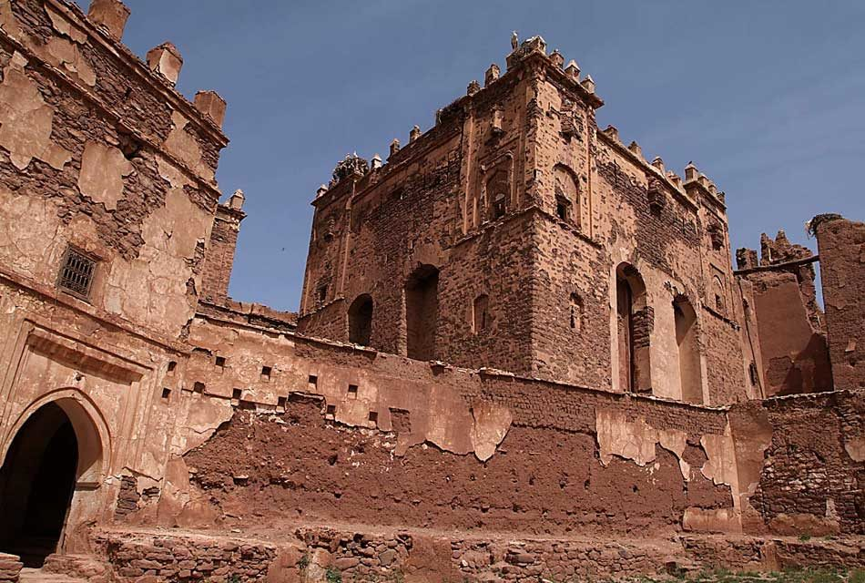 Top 10 Kasbahs (Fortress) in Morocco