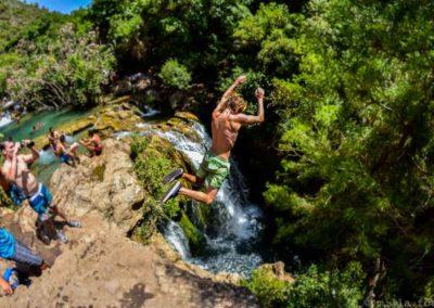 Akchour-waterfalls