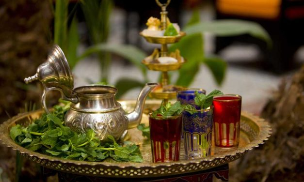 Moroccan Mint Tea Traditions