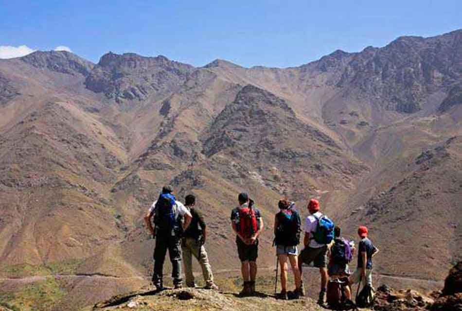 Atlas Mountains Climb