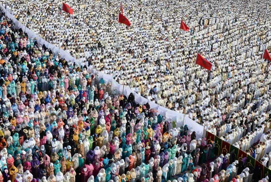 Aid al adha prayers
