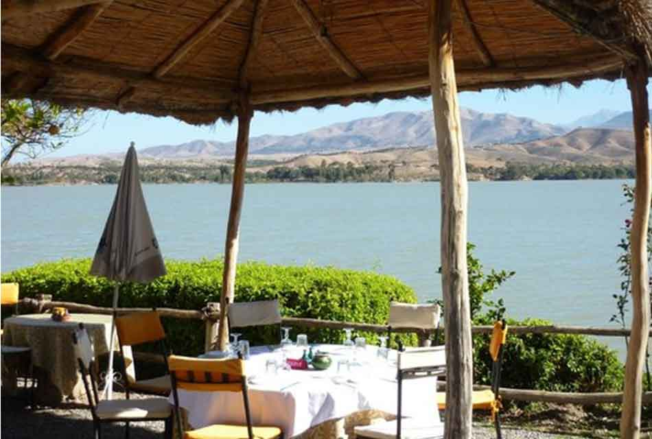 Atlas Mountains Restaurant