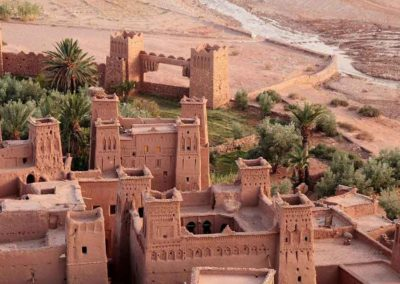 The Ksar of Ait-Ben-Haddou