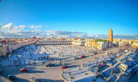 Oujda Morocco: Attractive Places