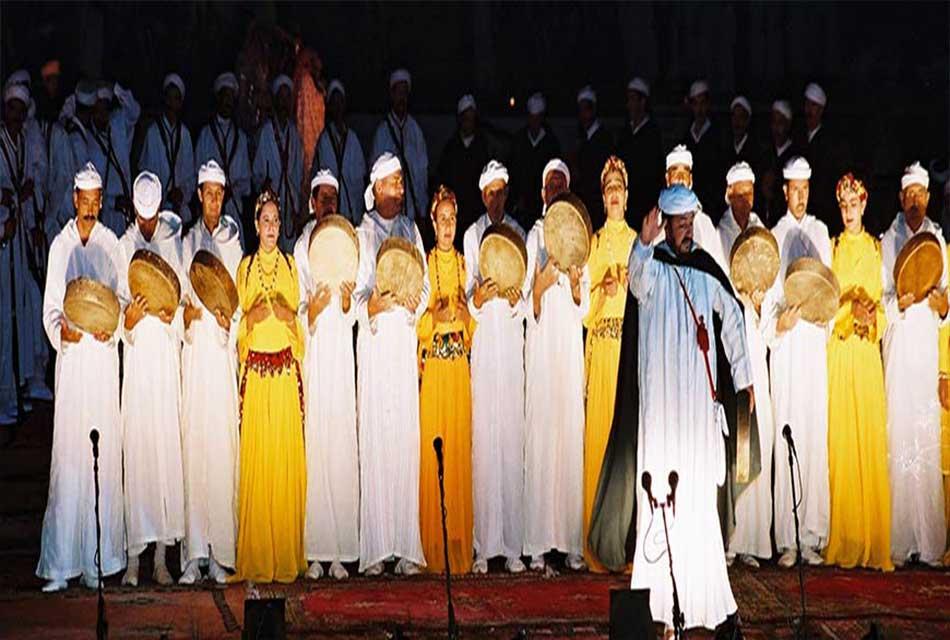 Ahidous - Berber dance