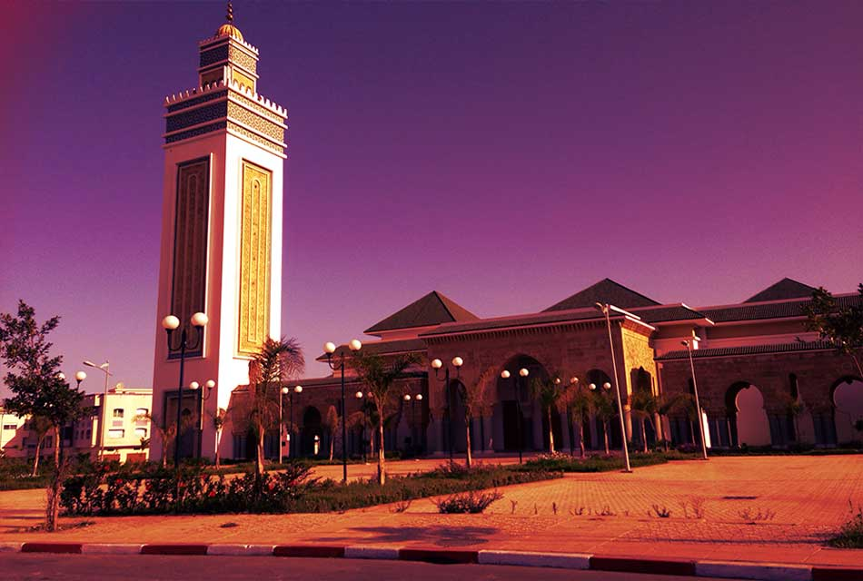 Mohamed VI Mosque