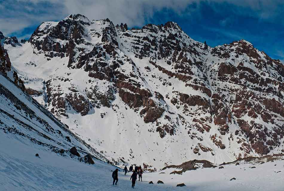 Imlil - Toubkal Mountain
