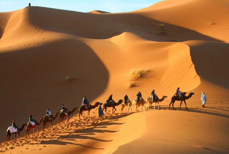 2 DAYS MARRAKECH DESERT TOURS TO ZAGORA DESERT