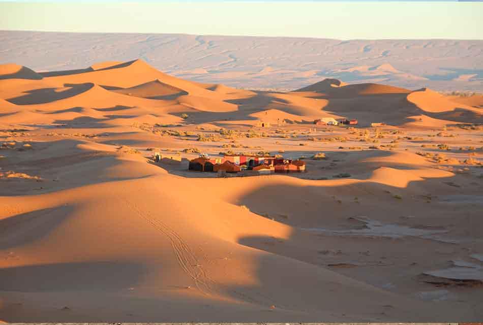 Mhamid Desert