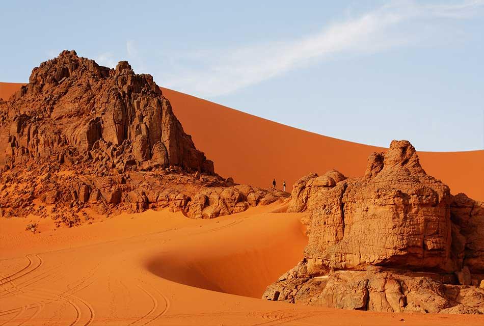 Ouarzazate Desert