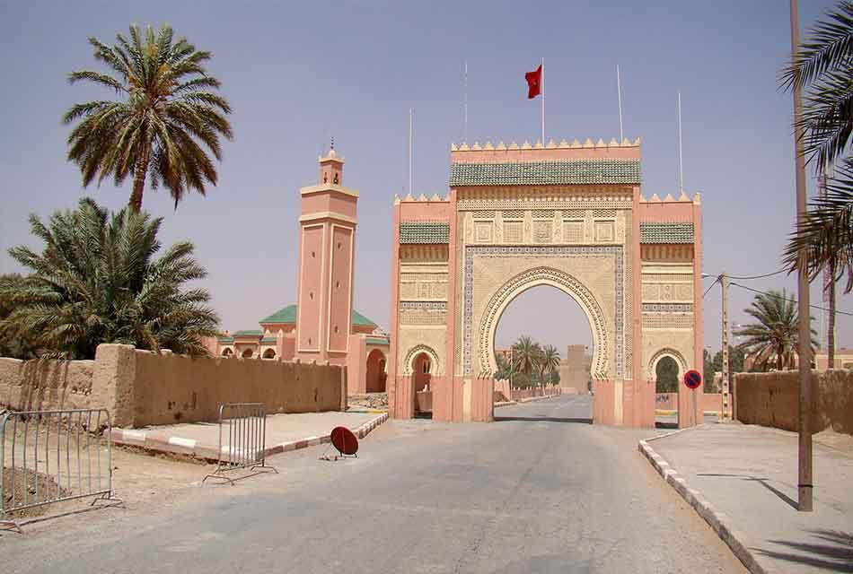 Rissani Gate