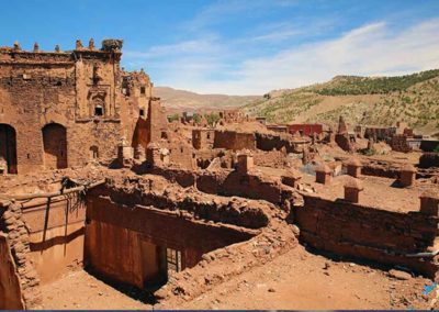 Ait Benhaddou & Telouet Morocco trip