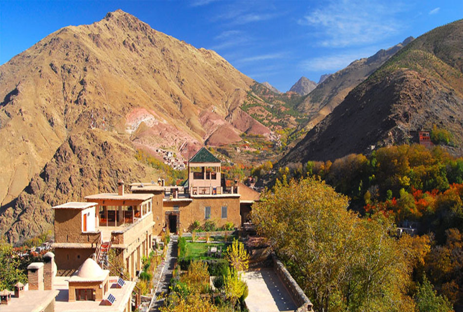 Kasbah Of Toubkal