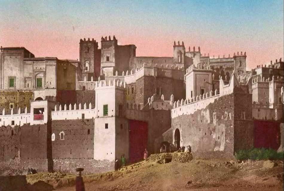 Telouet Kasbah a wonderful historical monument