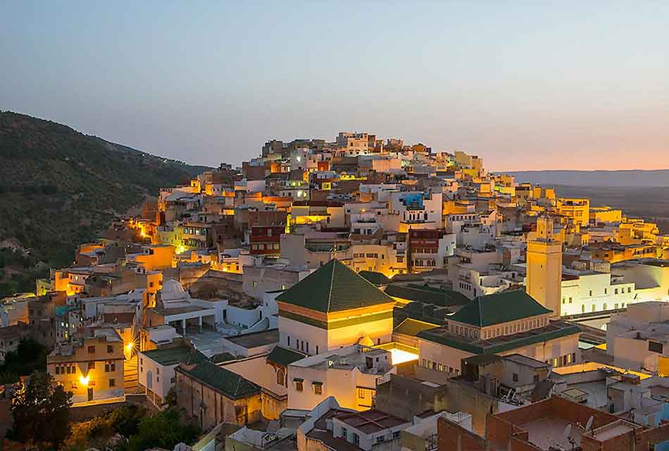 City Of Moulay Idriss