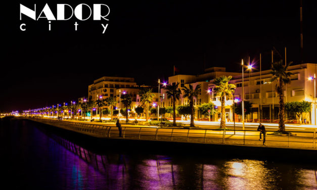 Nador city, a coastal area with an amazigh assets