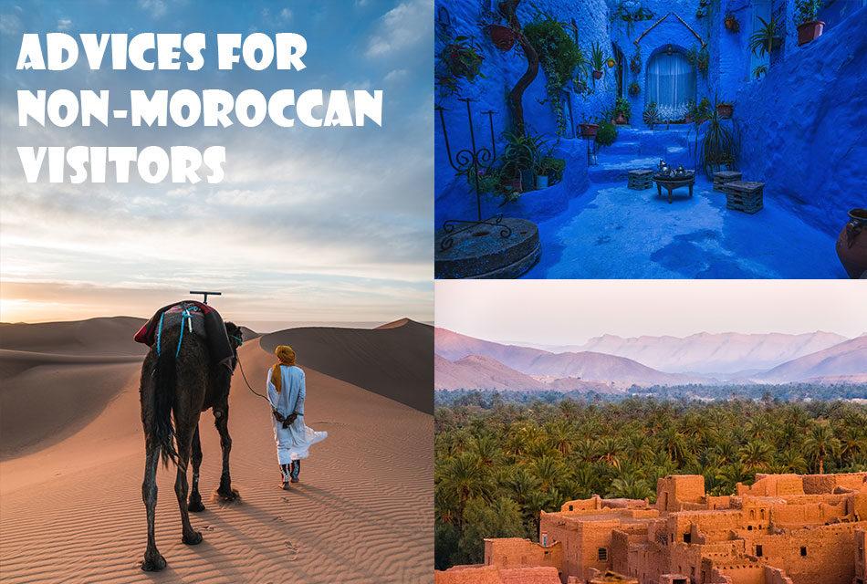 Top 10 Morocco travel advice for Non-Moroccan visitors